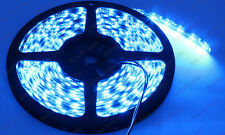 Super Bright Ultra Blue 5Meter LED Strip 300-SMD 3528 Interior Door Trunk Cargo