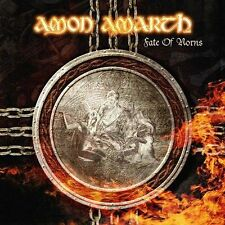 ~COVER ART MISSING~ Amon Amarth CD Fate of Norns