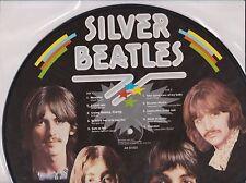 """Beatles """"Plata álbum de los Beatles"""" Edición Limitada imagen disco 1982 cintas Decca"""