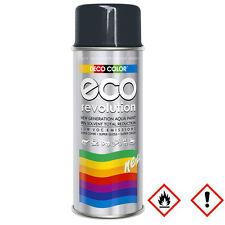 1 x 400ml RAL 7016 Eco Lackspray  Lack Wasserbasis Styropor Anthrazit Grau 16221