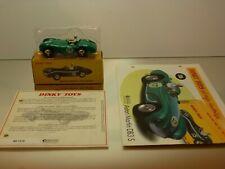 DINKY TOYS ATLAS 506 ASTON MARTIN DB3 SPORT - GREEN 1:43 - EXCELLENT IN BOX
