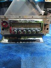 Vintage 1950's Hudson radio