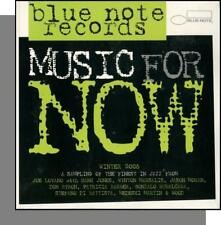 Blue Note Records: Music For Now - New Winter 2005, Promo Jazz Sampler!