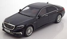 GT Spirit Mercedes S65 Sedan Limousine Black LE 504pcs 1:18*New item!