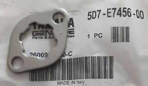 Genuine Yamaha WR125 MT125 YZF-R125 Front Sprocket Retainer Plate 5D7-E7456-00
