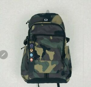 OGIO Alpha Recon Camo #220 Backpack Laptop Sleeve Durable Travel School Work NEW