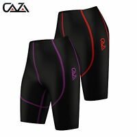 Womens Compression  Shorts Base Layer Running Gym Exercise Tight Fitting Sports