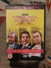 Filthy, Rich And Catflap Complete Series 1 Dvd