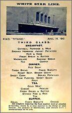 White Star & Titanic Ship Collectibles