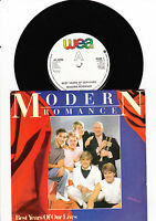 "7"" Modern Romance - We´ve got them running ---------"