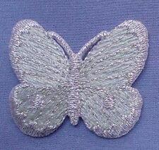 Light Green Butterfly Motif