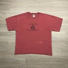 New listing Salem Witch Shirt Mens XL Red Short Sleeve Gildan Witch Dungeon I Did My Time