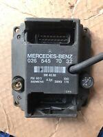 Mercedes W638 Vito 2.3 Ignition control unit module 0265457032