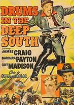 DRUMS IN THE DEEP SOUTH - DVD - Region Free - Sealed