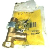 John Deere Original Equipment Drain Valve #RE59579