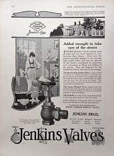 1920 AD(G11)~JENKINS BROS. VALVE CO. JENKINS RADIATOR VALVES
