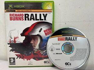 Original Xbox - Richard Burnes Rally - (Xbox 360 Compatible) - UK Stock