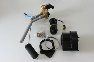 Tomasetto LPG Multiventil Unterflurtank AT02 h.270 0° tor., f. 6 mm Anschluß