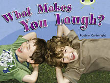 BC NF Green A/1B What Makes You Laugh? (BUG CLUB), Good Condition Book, Cartwrig