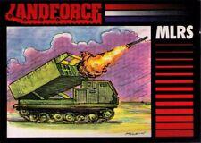 1991 Crown Landforce Series 2 #1 Multiuple Launch Rocket System