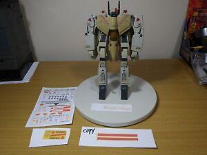 fading Macross Robotech TAKATOKU 1/55 VF-1J Valkyrie VARIABLE FIGHTER No Box
