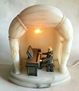 J B Hirsch Beethoven Sculptural Night Light