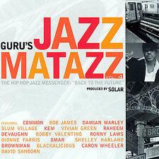 Jazz Matazz Vol. 4 [PA] by Guru (CD, Jul-2007, 7 Grand)