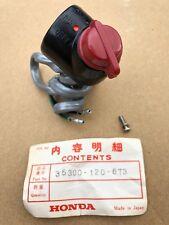 NOS Honda Kill Switch (Grey Wire) for Z50A 76-78 / Z50A K3-K5 (35300-120-673)