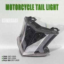 LED Turn Signal Stop Brake Tail Light for 2017-2020 Kawasaki Z900 Z650 Ninja 650