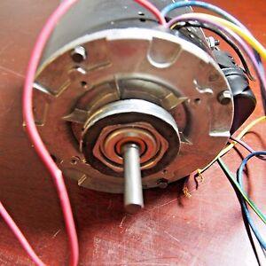 AC Smith 1/12 HP Unit Heater Motor Permanent Split Capacitor 115V 9666