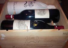 1 Magnum Chateau Mouton 2005 + 1 Magnum Chateau Lafite 2005