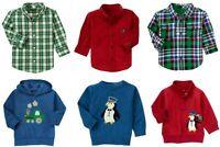 NWT Gymboree Holiday North Pole Express Shirts, Hoodies, Jackets, Shackets U-Pk
