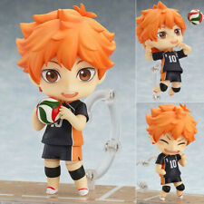 "Haikyuu!! NO.461 Hinata Shoyo PVC Action Figure 4"" Toy Doll New in Box"