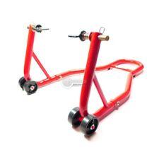 Béquille arrière rouge Derbi GPR 50/125 Racing