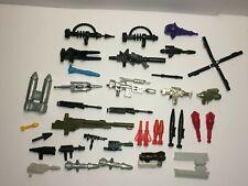 G1 Transformers Big Accessories Lot Ultra Magnus Dino Bot Missiles Guns