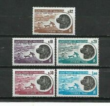 St Pierre and Miquelon 1973. Complete series 5 new stamps** taxes    (7218)