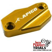 Apico Freno Delantero Cilindro Maestro cubierta, braktec oro ensayos Bicicleta Motocicleta