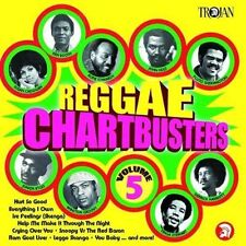 CD de musique reggae compilation
