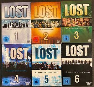 Lost - Komplette Serie (6 Staffeln) DVD