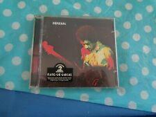 Jimi Hendrix -  Band Of Gypsys -     (CD Album Remastered) free p+p