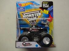 2015 Hot Wheels Monster Jam Truck Metal Mulisha #38 with Battle Slammer