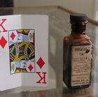 Antique+Amber+Medicine+Bottle+%26+Label+inhalant+%22A%22++Upper+Darby+PA.+Ca.1920+Rare