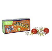 Ridley's Set of 12 Utopia Jacks Vintage Classic Game - Multicolor