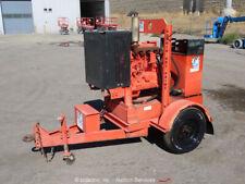 2003 Godwin Pumps Hs150Gp Towable Dri-Prime Hydraulic Power Unit bidadoo -Repair