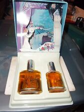 Rare Vintage Charlie in box with scene~2 bottles