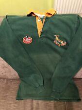 Rare Maxmore Springbok Rugby Shirt 1992-1995
