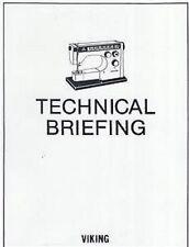 VIKING HUSQVARNA REPAIR MANUAL SEWING 1040 - 6370 CD