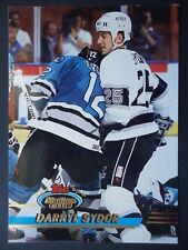 NHL 225 Darryl Sydor Los Angeles Kings Stadium Club 1993/94
