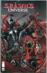 Spawn Universe #1 McFarlane Cover F Image Comics 2021 NM+
