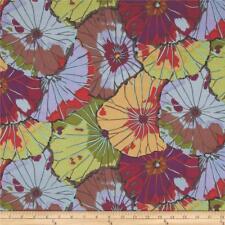Fat Quarter Kaffe Fassett: Lotus Leaf-Antique-Rowan Coton quilting tissus
